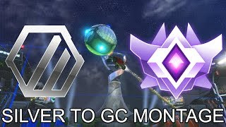 Rocket League: Silver-Grand Champion montage