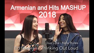 Armenian & HIT songs MASHUP 2018 (Official Music Video) | Maga Mnatsakanyan & Anahit Petrosyan