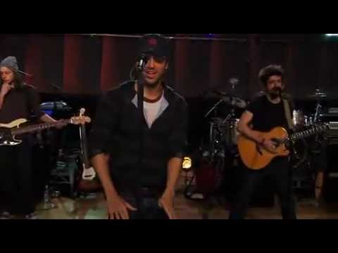 Enrique Iglesias - Tired Of Being Sorry - Live Walmart Soundcheck...