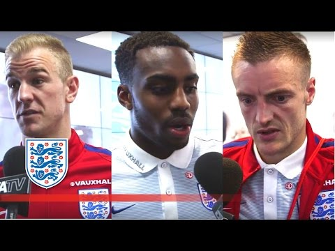Hart, Rose & Vardy Reflect on England 2-1 Turkey (2016 Friendly) - Post-Match Interview | FATV News
