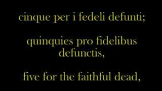 In taberna quando sumus - Carmina Burana | italiano latino english testo lyrics