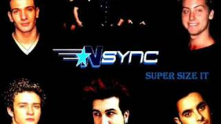 Watch N Sync Super Size video