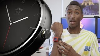 Android Wear: State of Wearable Tech!