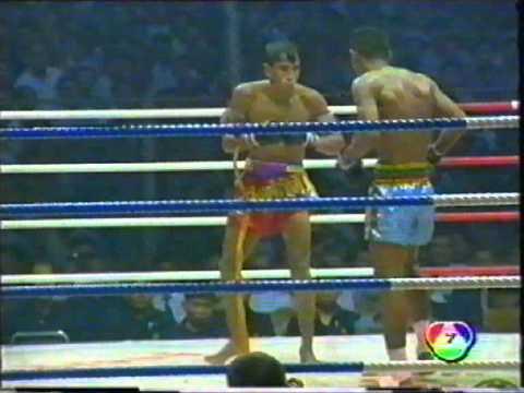 Kaensak VS Singdam Great Muay Thai