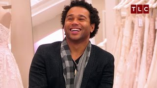 Corbin Bleu at Kleinfeld | Say Yes to the Dress