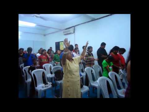 pastor krupa rakshana preaching in malaysia -photos