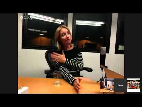 Zoe Anetakis of TUGG, Boston Brigade Post Ignite Talk