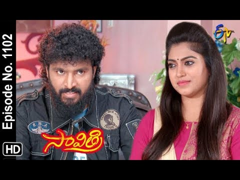 Savithri | 11th October 2018 | Full Episode No 1102| ETV Telugu