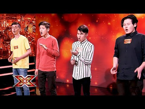 "Квартет ""IN CORO"". Прослушивания. X Factor Kazakhstan. 5 Эпизод."