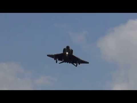 23.07.2014 1.Ana Jet Üssü 27 Pistbaşı F-4E Phantom