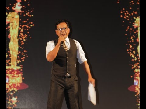 Dinesh DC Hosting NFDC Film Award 2071