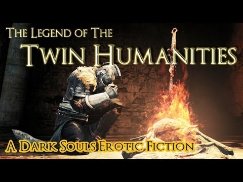 The Legend Of The Twin Humanities - A Dark Souls Erotic Fiction video