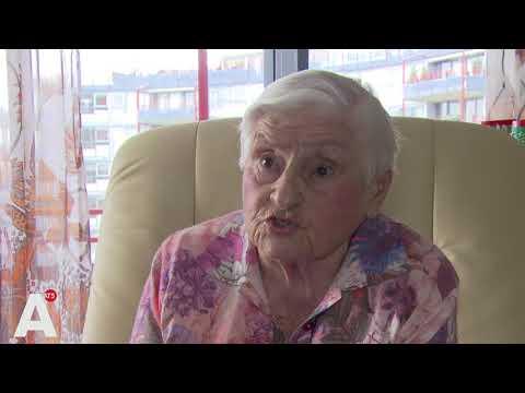 Verzetsheld Johan van Hulst (107) gestorven