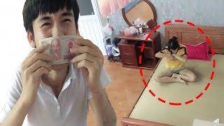 Hưng Vlog - Thử Lòng Người Yêu Với 1.000.000 Vnd   Money Prank