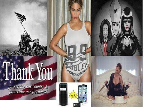 Veterans Day 2014, Nicki Minaj