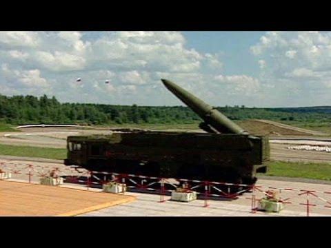 استقرار موشکهای بالستیک اسکندر روسیه در منطقه کالینینگراد