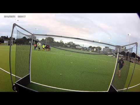 Waitakere Prem Reserve Hockey - Behind Goal post A - 1