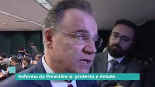 Comissão da reforma da Previdência debate BPC e abono salarial - 21/05/19