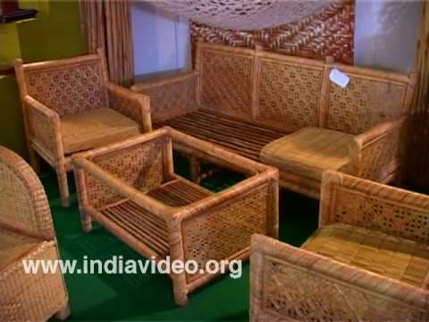 Bamboo Furniture and Crafts, Dilli Haat
