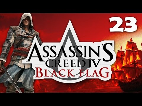 Assassin's Creed IV: Black Flag Ep.23