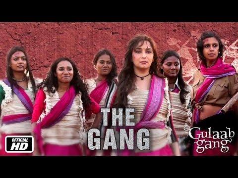 Meet the Gang - Madhuri Dixit | Making Video | Gulaab Gang