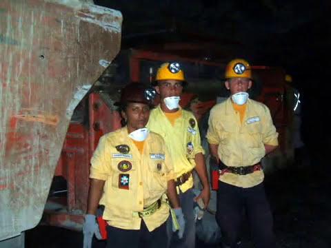 Grupo rescate roraima curso rescate en minas