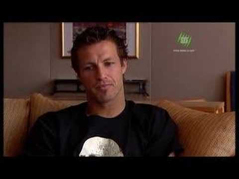Lucas Neill (Socceroos/Blackburn Rovers) SBS Interview Part1