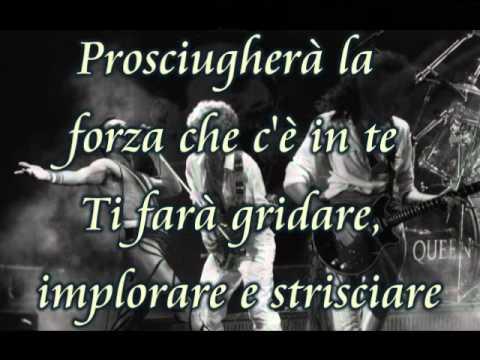 Queen-Too Much Love Will Kill You con traduzione in ITALIANO