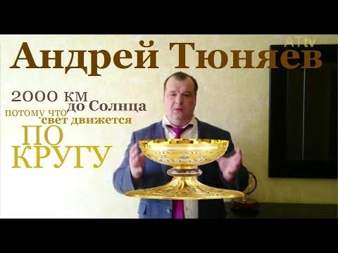 Андрей Тюняев: 2000 км до Солнца - потому что свет движется по кругу