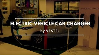 Electric vehicle charger unit by Vestel / IFA 2015