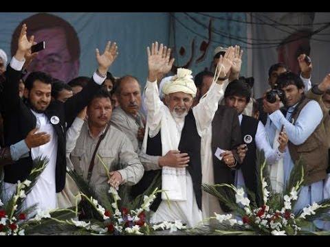 Meet Afghanistan's next great hope for peace 'Ashraf Ghani in Jalalabad'