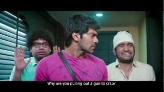 Settai - Settai film Official Trailer - Arya -Santhanam - Premgi - Hansika - Anjali - Nasser