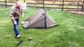 My Vango Banshee 200 Winter Tent