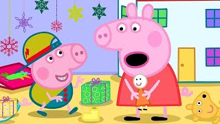 Kids TV and Stories 🎄 Tidy up for Christmas 🎄 Peppa Pig Full Episodes