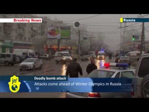 At least 15 killed in new Volgograd bomb attack: second suspected Islamist attack in two days