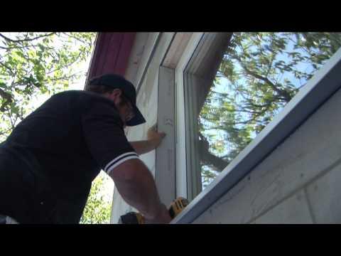 Putsad fasad med Aquapanel Outdoor.