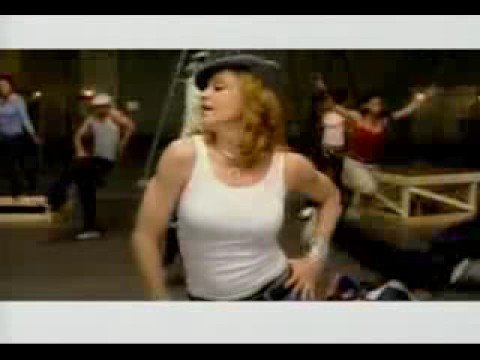 Madonna - Into The Hollywood Groove