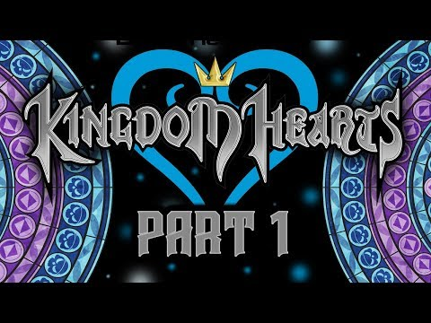 Best Friends Play Kingdom Hearts - Final Mix - HD ReMIX (Part 1)