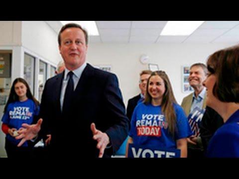 Britain divided on eve of EU referendum