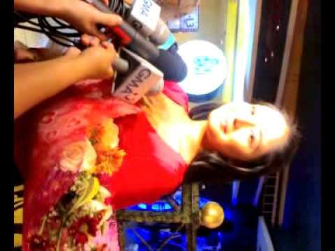 Katrina Halili Interview @ One Night Only Premiere Night