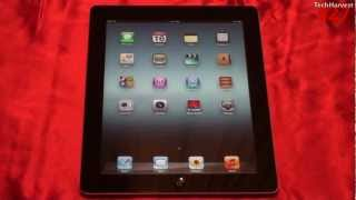 The New Apple iPad 3_ First Time Power Up