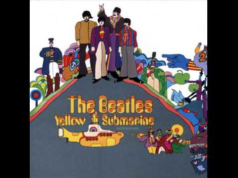 Beatles - Yellow Submarine (album)