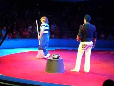 Circo Hermanos Vazquez (Chicago, IL) 2012: Payasos y Talento Parte 2