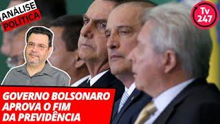 Rui Costa Pimenta - Governo Bolsonaro aprova o fim da previdência