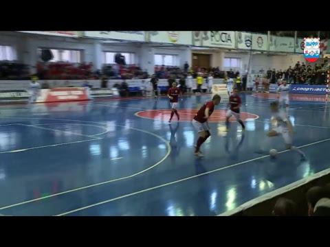 Суперлига. 1/2 финала. «Сибиряк» (Новосибирск) - «Тюмень». Четвертый матч