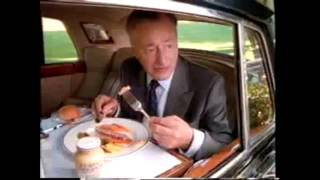 Grey Poupon: The Lost Footage...for real.