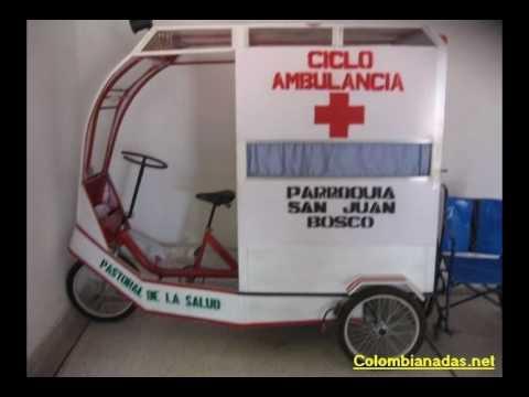 loquendo las colombianadas