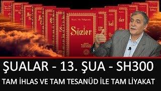 Prof. Dr. Şener Dilek - Kader-i İlahî Cihetini Düşünüyorum, Tam İhlas, Tam Tesanüd, Tam Liyakat
