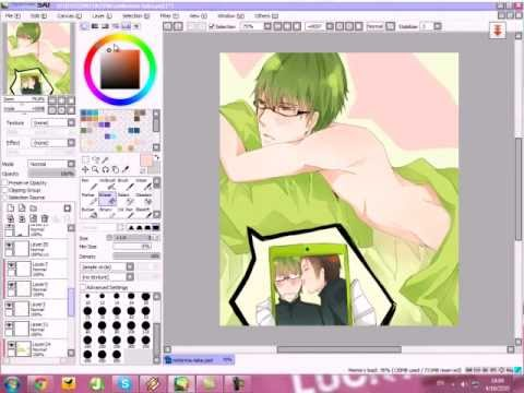 [Speed Paint] Midorima Shintaro