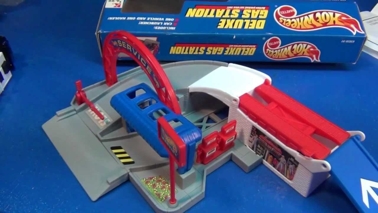 Gas Race Car Toy